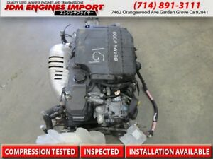 Jdm Toyota Is200 1g Fe 6 Cyl 2 0l Dohc Engine 5 Speed Transmission Ecu