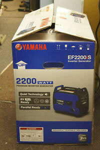 Yamaha Ef2200is Generator Inverter Camping Tailgating Quiet Local Pick Up 6819d