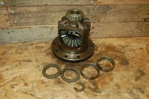 10 Bolt Rear Axle 8 5 Open Differential Carrier Chevy Camaro