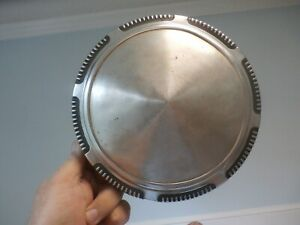 Plymouth Dodge Dog Dish Hub Cap One Only Aluminum D100 Fury Polara Belvedere
