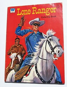 Best Lone Ranger Coloring Book Collectibles
