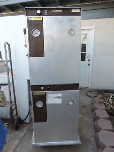 Cres Cor Heated Transfer Box holding Cabinet