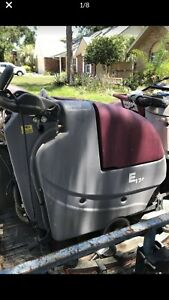 Lot Of Floor Scrubber Machines Read Description Please