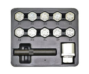 Mercedes Special Wheel Nut Socket Set 12pcs