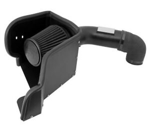 K N 71 1561 Blackhawk Dry Cold Air Intake 09 18 Dodge Ram 1500 2500 5 7l Hemi V8