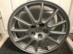 Oem Mitsubishi Lancer Evolution Gsr Wheel Enkei 18 Evo X