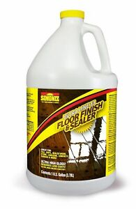 Simoniz Ultra High Gloss 33 Solids Floor Finish Wax 1 Gallon