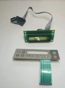 Midmark Display Assembly Touchpad Lcd M11 020 Ritter M11 Autoclave Sterilizer