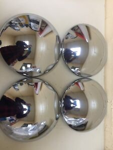 Baby Moons For Chevrolet 1949 1953 With Oem Steel Wheels
