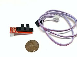 Optical Endstop Limit Switch Ramps 1 4 Board 3d Printer Parts 3 Pin Cable A27
