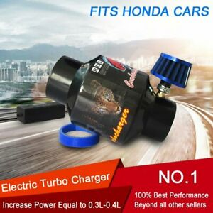 For Accord Civic Supercharger Turbo Charger Kit Electric Universal Turbocharger