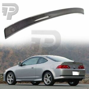 Carbon Fit For Acura Rsx Fit For Honda Integra Dc5 Coupe Oe Trunk Spoiler 02 06