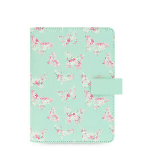 New Filofax Personal Size Butterfly Organiser Planner Notebook Diary 022523