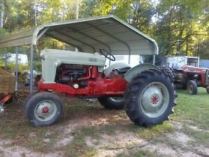 1959 Ford 901 Tractor