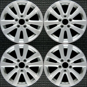 Set 2012 Honda Civic Oem Factory 42700svba91 42700tr0a81 16 Wheels Rims 64024