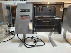 Hobart 403 Commercial 1 2 Hp Meat Tenderizer Cuber New Pull Out Roller Unit
