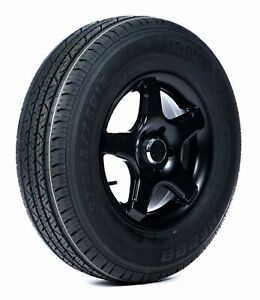 4 New Travelstar Hf288 Trailer Tires St225 75r15 117m Lre 10ply Rated