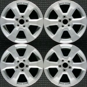 Set 2009 2010 2011 2012 2013 2014 Toyota Rav4 Oem Factory 17 Wheels Rims 69554
