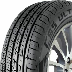 2 New Cooper Cs5 Ultra Touring All Season Tires 205 65r15 94h