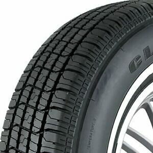 4 New Vercelli Classic 787 Tires 225 70r15 100s Ww