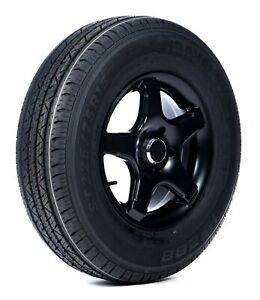 2 New Travelstar Hf288 Trailer Tires St225 75r15 117m Lre 10ply Rated