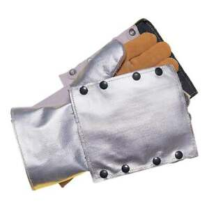 Tillman 820bhpl Aluminized Rayon cowhide Welding Gloves Left Hand Only Large