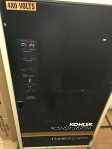 Kohler Transfer Switch 400 Amps used But In Good Condition