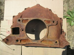 1968 1972 Chevy gmc Truck V8 6 Bellhousing Oem For 3 4 Speed 10 To 50 Series