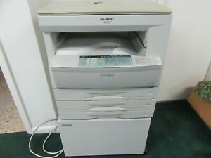 Sharp Ar 201 Business Office Copier Mid size Makes Up To Tabloid Size B
