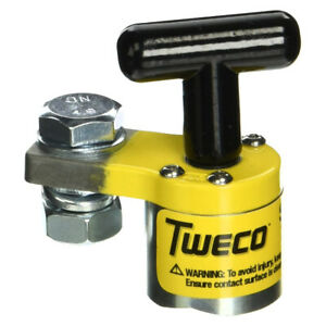 Tweco 200 Amp Smgc200 Switchable Magnetic Ground Clamp 9255 1060