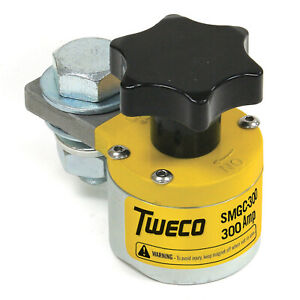 Tweco 300 Amp Smgc300 Switchable Magnetic Ground Clamp 9255 1061