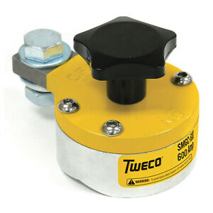 Tweco 600 Amp Smgc600 Switchable Magnetic Ground Clamp 9255 1062