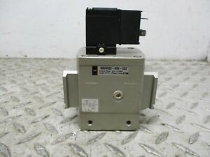 Smc Pneumatic Soft Start Valve Nav4000 n04 3dz Ac110 120v