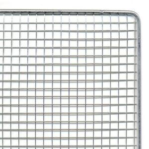 Stainless Steel Shelf 1 4 Holes For Dehydrators Smokers Model 32749