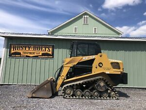 2006 Asv Rc50 Compact Track Skid Steer Loader 1490 Hours Cheap Shipping Rates