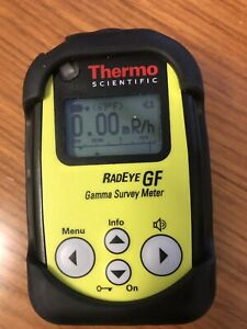 Thermo Scientific Radeye Gf Geiger Detector