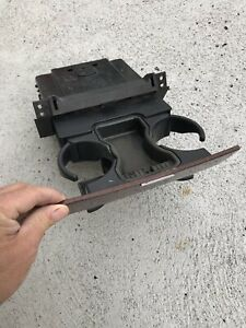 Ford F150 04 08 F 150 Dash Mounted Cup Holder Wood Grain Kings Ranch