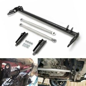 Front Traction Control Lower Tie Bar Kit For Honda Civic 92 00 For Acura Integra