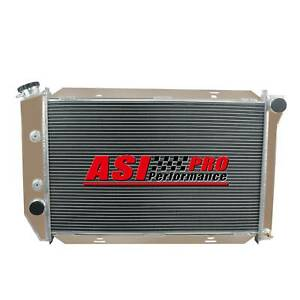 3 Row Aluminum Radiator For 1971 73 Ford Mustang Cougar Torino 69 70 71 Usa Pro