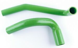 Green Silicone Radiator Hose For Jeep Wrangler Yj Tj 2 4 4 2l 1987 2006