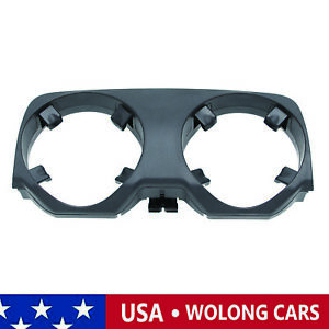 New Cup Drink Holder Outer Cover Fits For 2008 2015 Bmw 7 Series F01 F02 F04