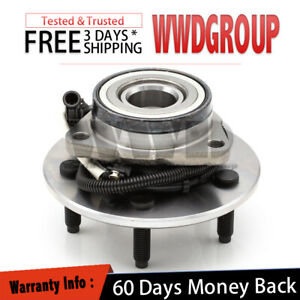 515031 Front Wheel Hub Bearing For 2000 02 Ford Expedition 4x4 Xlt xls xl eddie