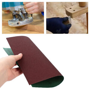 Sanding Paper Sheet Grinding Polished Tools 120 2000 Grit Wet Dry Sandpaper