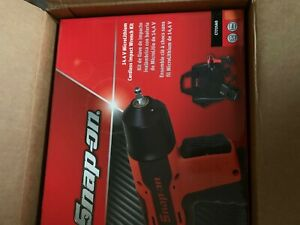 Snap On 1 4 Drive Microlithium Cordless Impact Wrench Kit