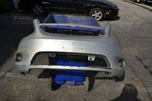 Cobalt Ss Turbo Supercharged Silver Front Bumper Assembly Oem Factory