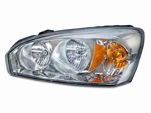 Fit 2004 2005 2006 2007 Chevrolet Malibu Headlight Left Driver 15851373
