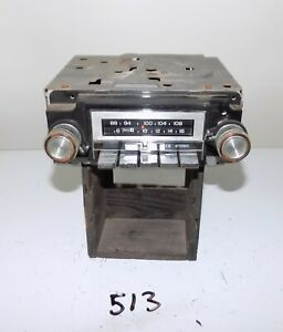 Vintage 1970 s 80 s Delco Am fm Stereo Gm Car Radio Chevy Bop