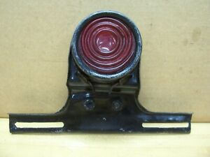 Vintage Antique Ford Script Model T Taillight Light Rat Hot Rod Jalopy Scta Trog
