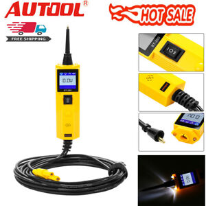 Autool Bt260 Automotive Circuit Tester Car Electrical System Diagnostic Tool
