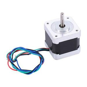 Nema 17 Stepper Motor Bipolar 2 8a 2 Phase 4 wire 4 lead 3d For 3d Printer cnc